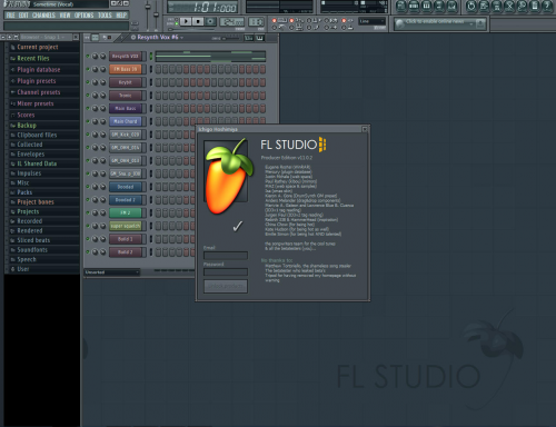 fl studio 12 full mega 64 bits crack
